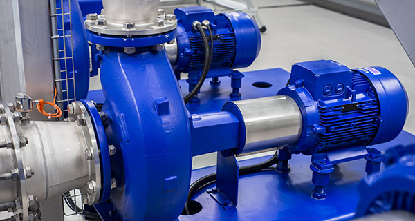 Protective coatings for pumps / fluid-flow-technology