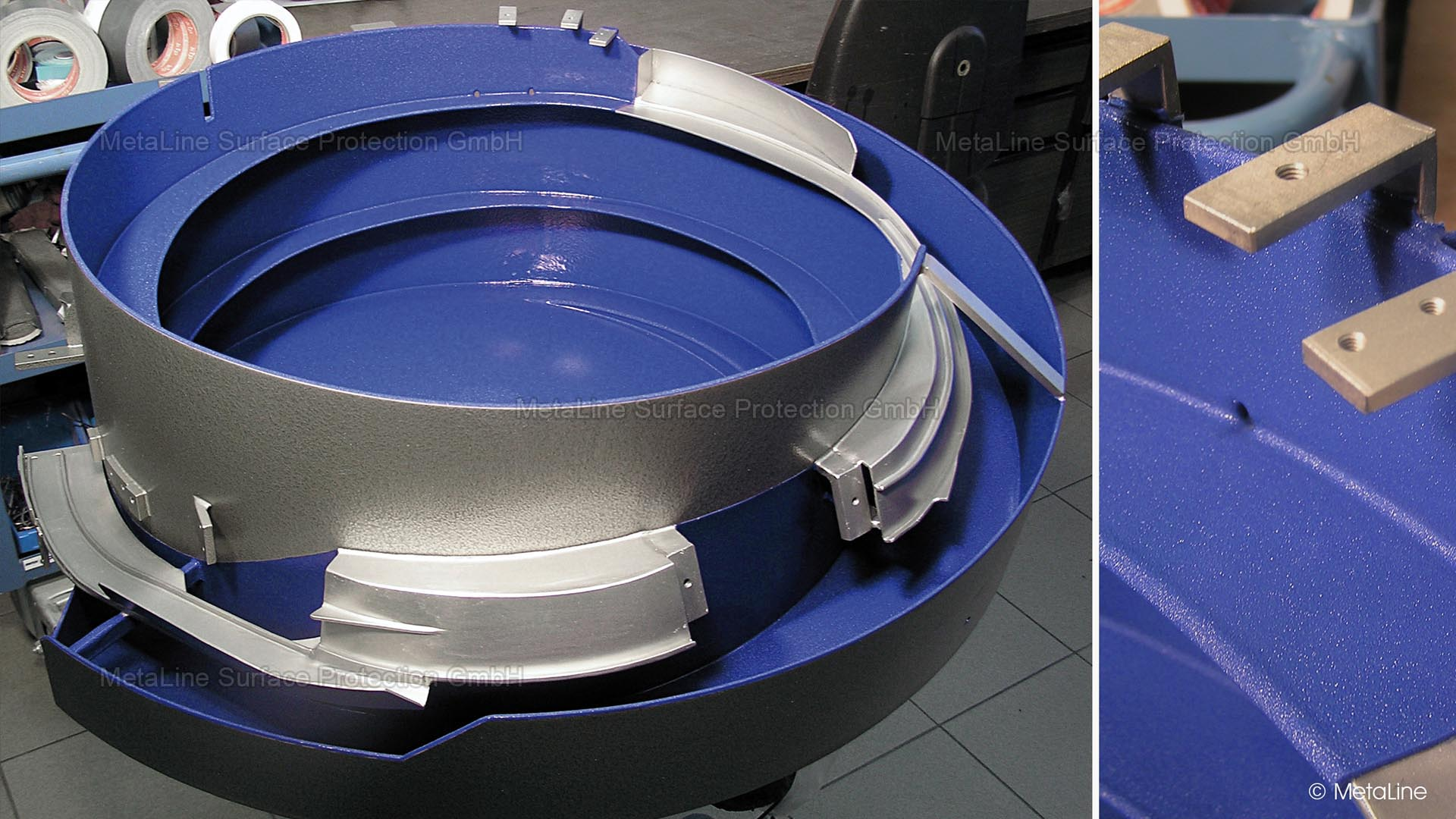<!-- START: ConditionalContent --><!-- END: ConditionalContent -->   <!-- START: ConditionalContent --> noise reduction; spiral conveyor; sorting bowl; oscillating bowl; scratch protection; performance; increase; cylinder bowl; conveyor bowl; coating; lining; PU; repair; coating repair; coating repair; coating protection; performance, feederbowl <!-- END: ConditionalContent -->   <!-- START: ConditionalContent --><!-- END: ConditionalContent -->   <!-- START: ConditionalContent --><!-- END: ConditionalContent -->