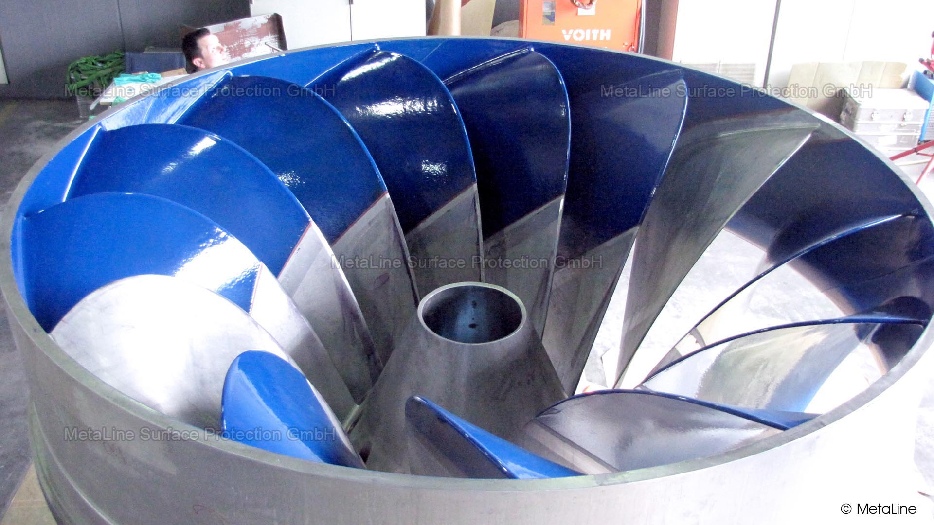 <!-- START: ConditionalContent --><!-- END: ConditionalContent -->   <!-- START: ConditionalContent --> Impeller; Turbine; Kaplan; Francis; Wear; Erosion; Corrosion; Cavitation; Repair; Wear-resistant; Coating; Ceramic; Guide Blade; Guide vane; Wear-resistant;  <!-- END: ConditionalContent -->   <!-- START: ConditionalContent --><!-- END: ConditionalContent -->   <!-- START: ConditionalContent --><!-- END: ConditionalContent -->