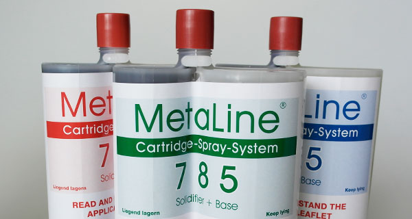MetaLine Series 700 - sprayable elastomeric coatings