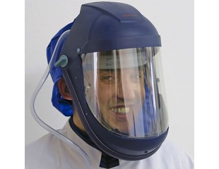 Full Face Supplied Air Respirator