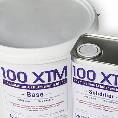 Protection contre l'agression chimique <br/>MetaLine 100 XTM